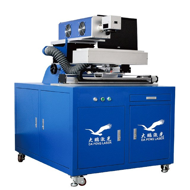 CO2 Earplug Film Cutting Machine