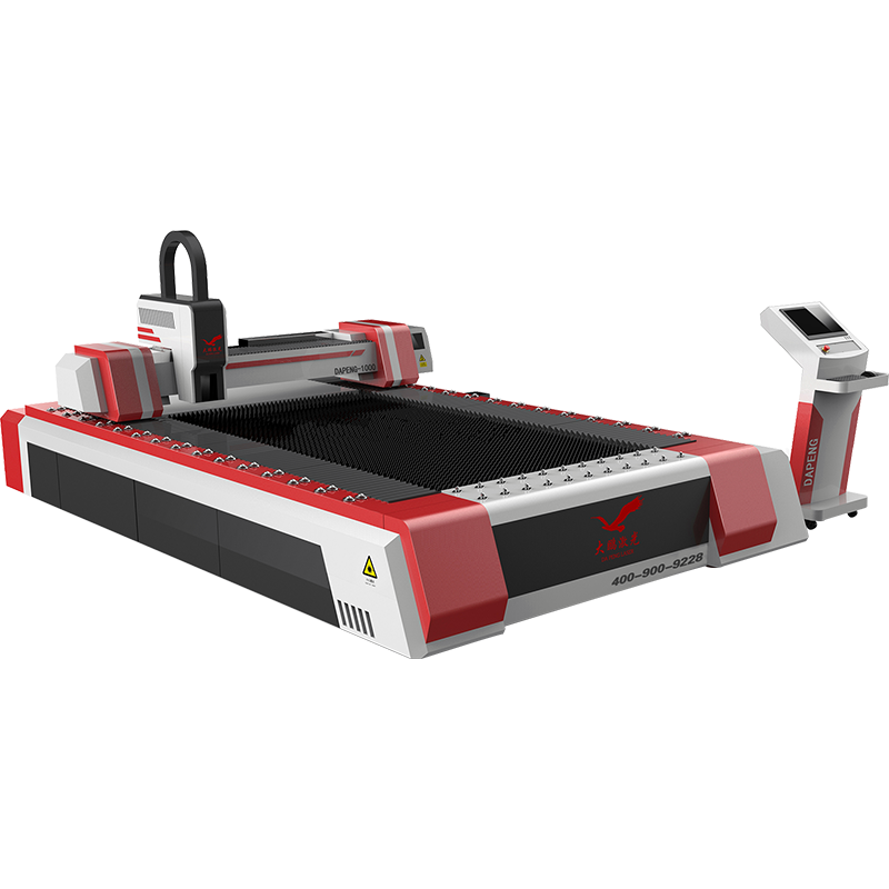 3015 CNC Fiber Laser Cutting Machine