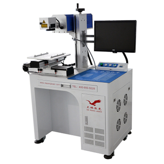 CO2 XY Electric Table Laser Marking Machine 30W