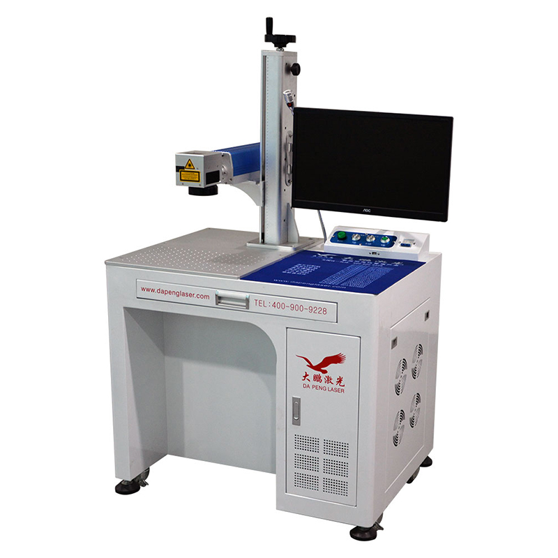 20w 30w 50w Desktop Fiber laser Marking Machine