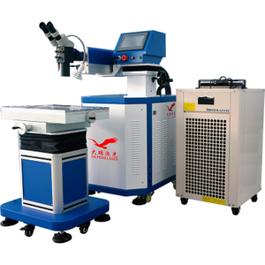 200W 400W Mould Laser Welding Machine Spot Welder