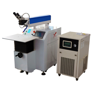 Spot laser welding machine