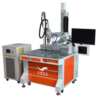 1000W 1500W Fiber Laser Welding Machine for New Energy battery
